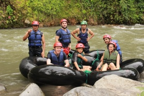 Tubing Rio Mindo