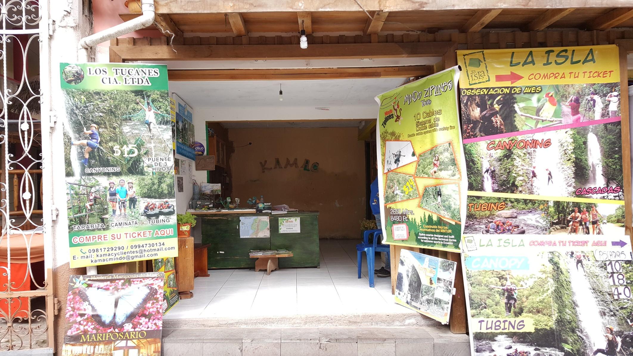 Oficina de Kamac